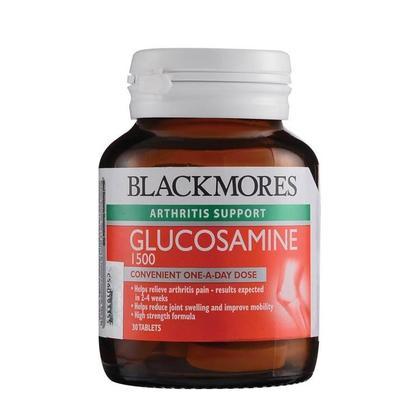 Blackmores Glucosamine 1500mg 30s