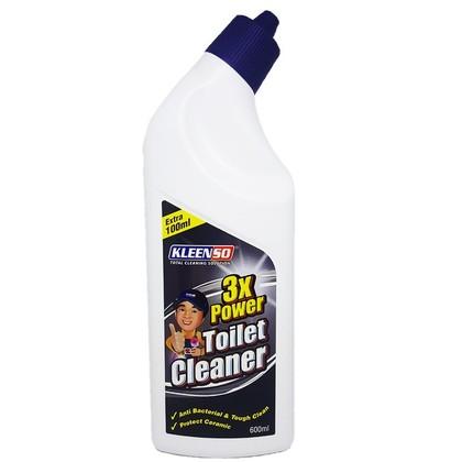 Kleenso Bleach Toilet Cleaner 600ml