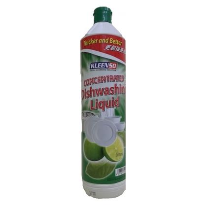 Kleenso Lime Dishwashing Liquid 900ml