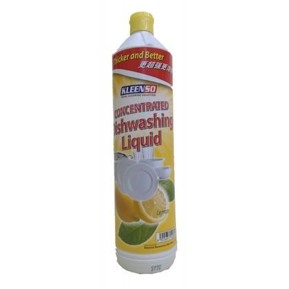 Kleenso Lemon Dishwashing Liquid 900ml