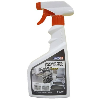 Kleenso Stainless Steel Cleaner 500ml