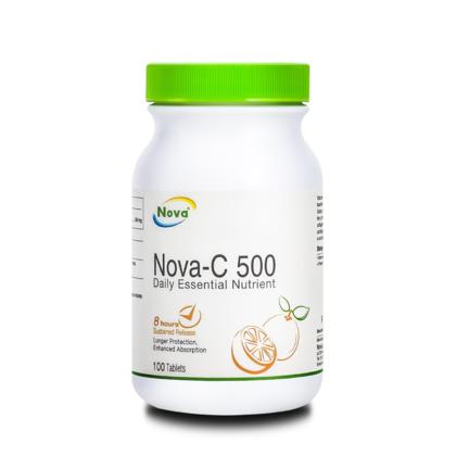Nova Nova-C 500mg 100's