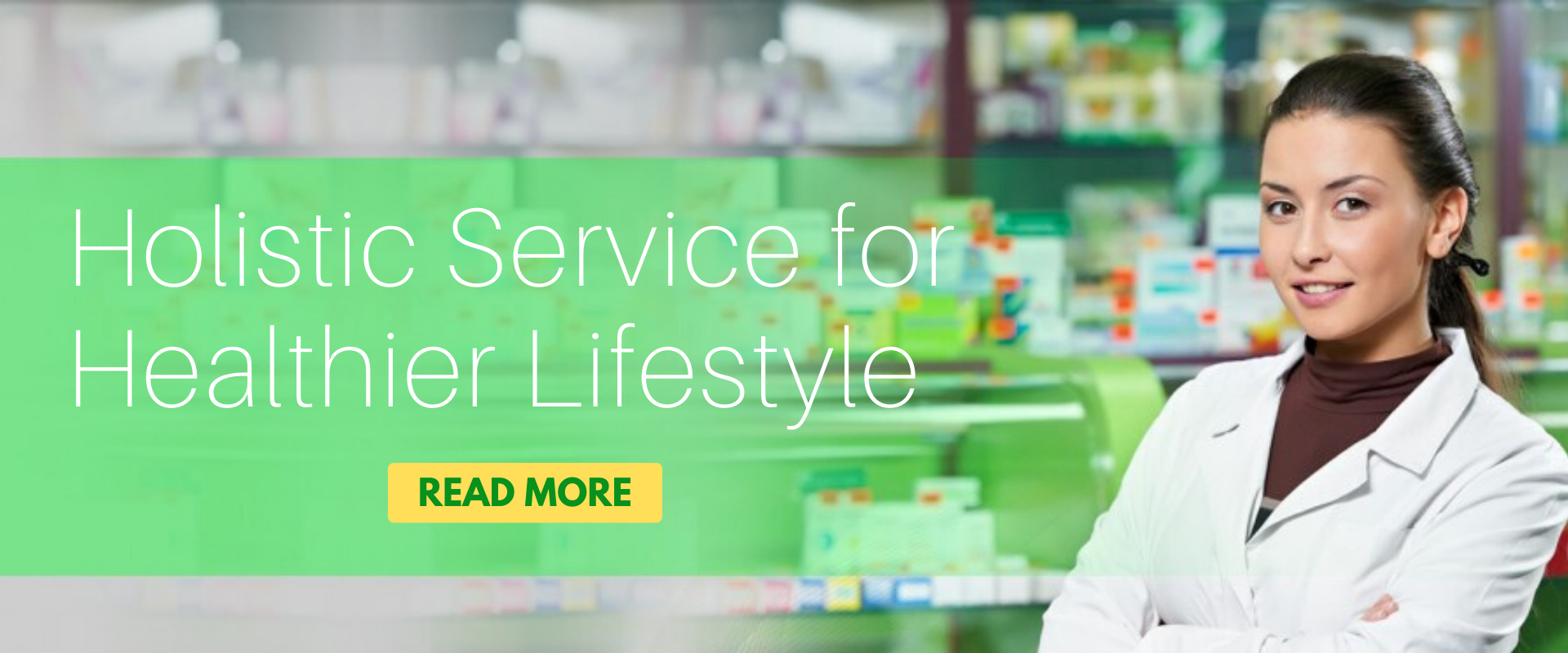 Holistic Service for Healthier Lifestyle